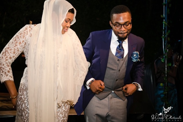 Outdoor Lagos Wedding by Wani Olatunde 51