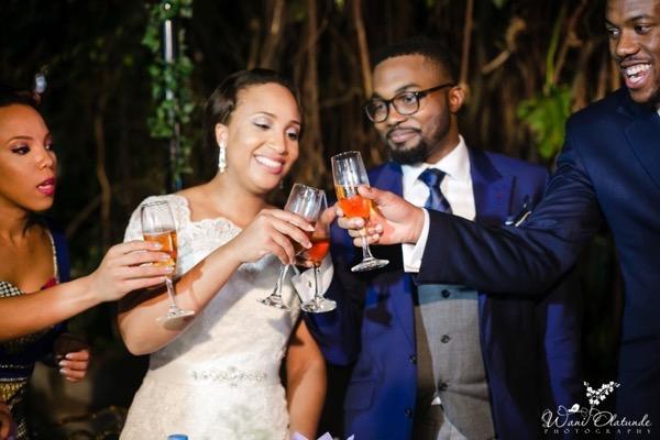 Outdoor Lagos Wedding by Wani Olatunde 61