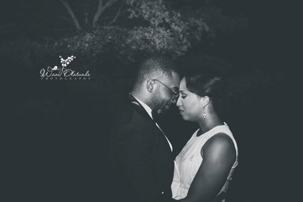 Outdoor Lagos Wedding by Wani Olatunde 73