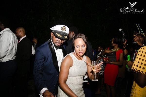 Outdoor Lagos Wedding by Wani Olatunde 81