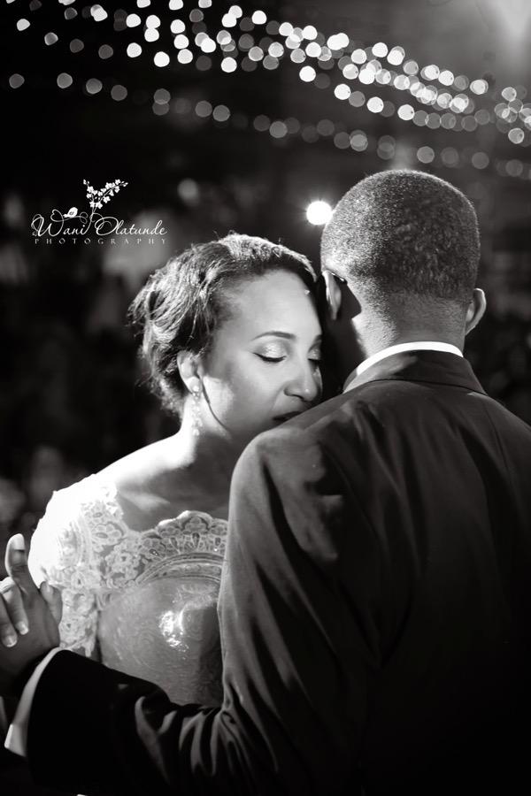 Outdoor Lagos Wedding by Wani Olatunde 96