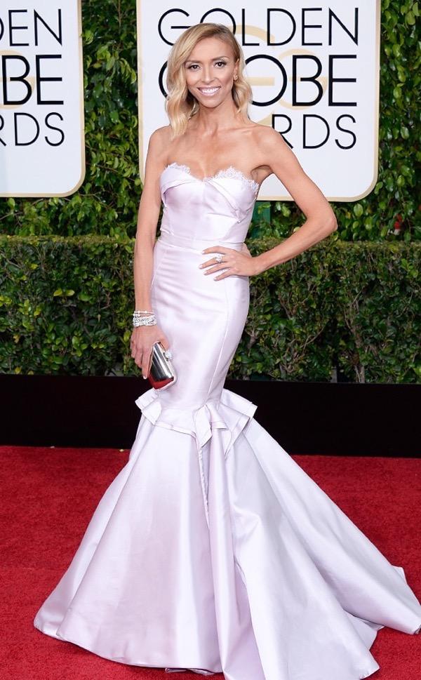 Wedding Inspiration at the Golden Globes 2015 2