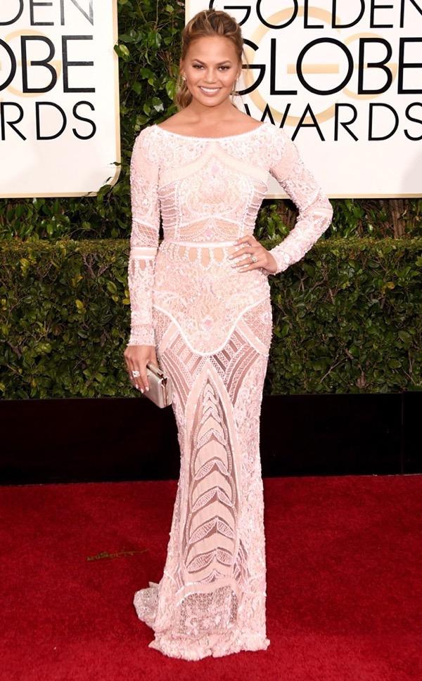 Wedding Inspiration at the Golden Globes 2015 4