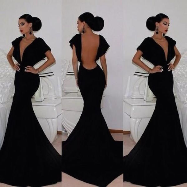 Michael Costello Gown