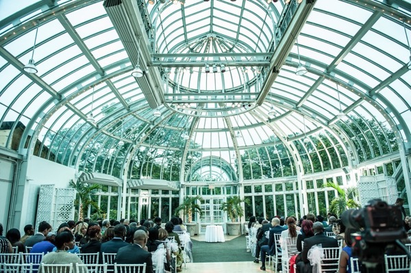 Brooklyn Botanical Garden Wedding-Kesha Lambert 35