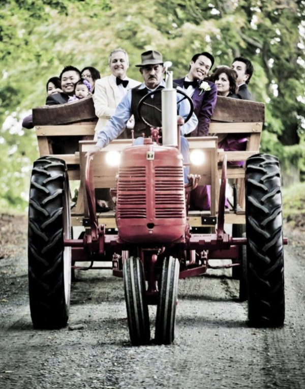 Cool Wedding Car Ideas_ Wedding Transportation 10