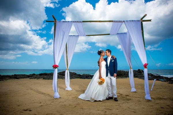 Destination Wedding Shoot in Tobago 33