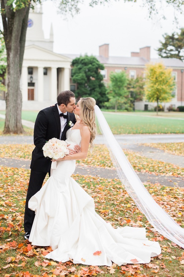 Elegant Prep School Wedding in New England26