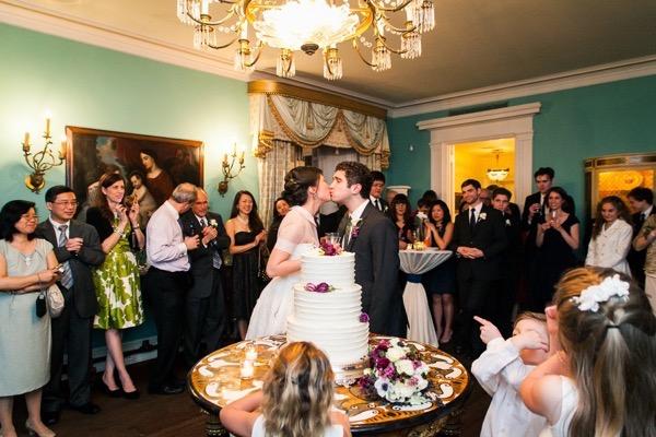 Historic Courtyard Wedding in Downtown Charleston 113