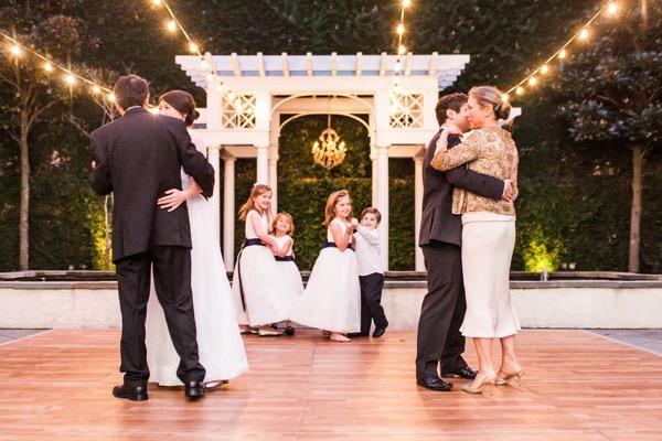 Historic Courtyard Wedding in Downtown Charleston 118