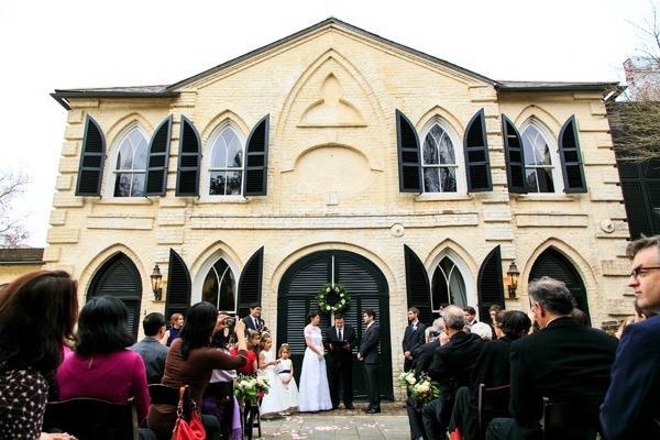 Historic Courtyard Wedding in Downtown Charleston 77