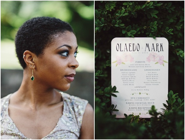 Elegant Garden Wedding by Sarah Culver