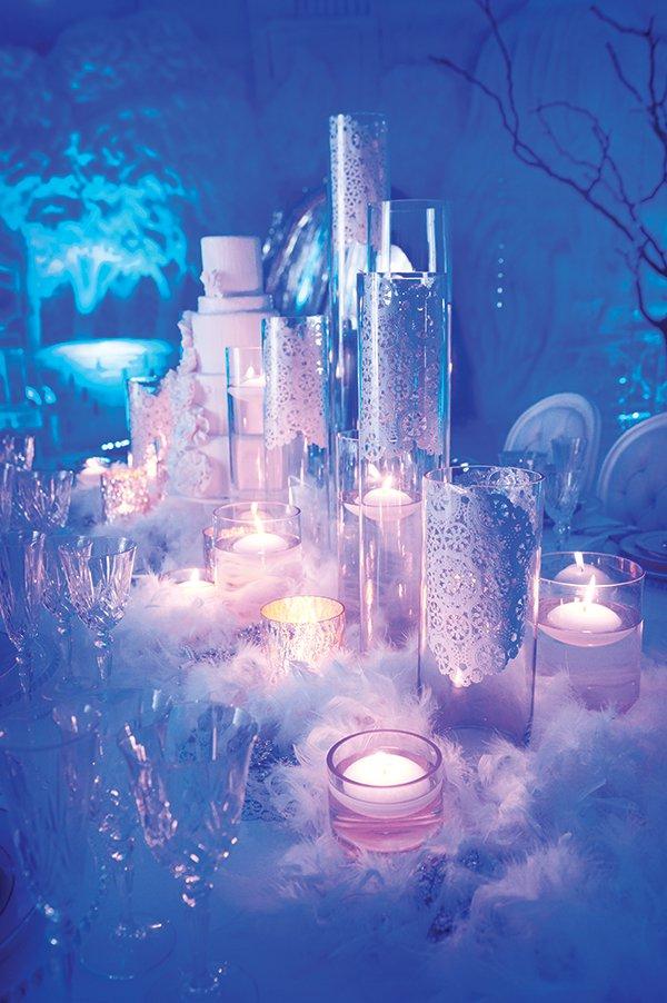 Frozen Wedding Inspiration