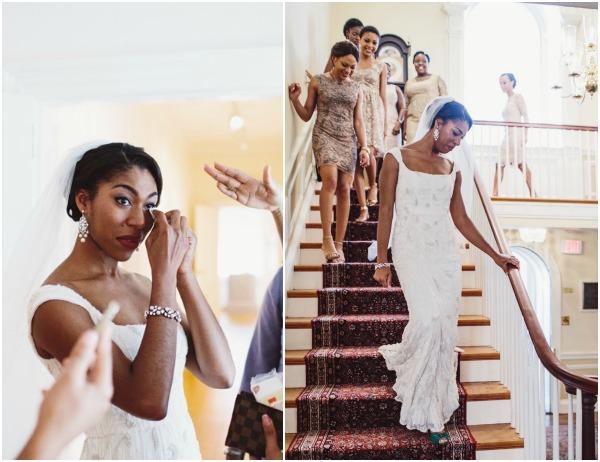 Garden Wedding at Glenview Mansion - 2