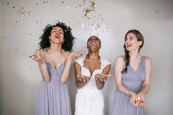 Cheers to Saying Yes with your Girls and Freixenet 22