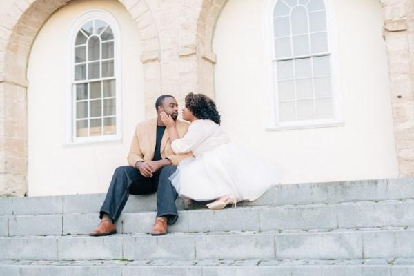 Romantic Virginia Engagement Session  (15)