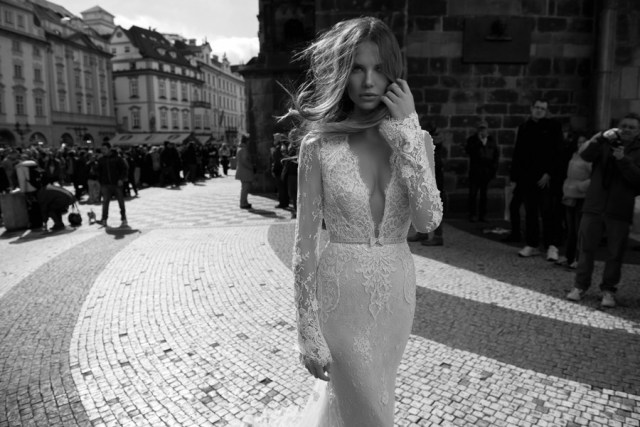 Berta Bridal FW 2015 Collection 22