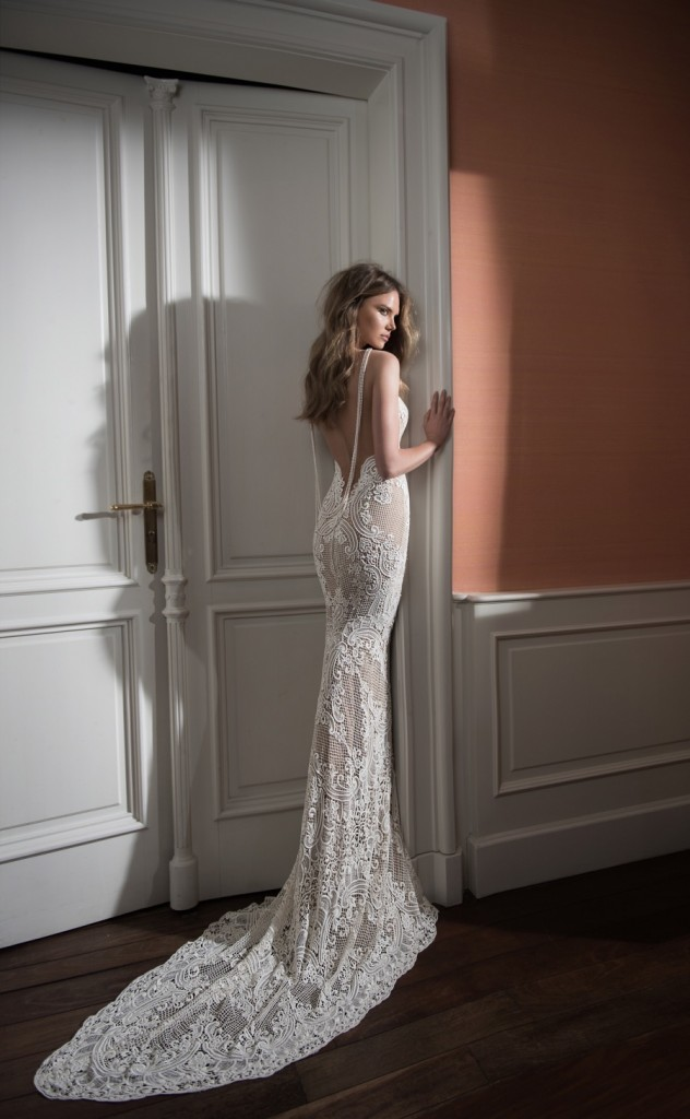 Berta Bridal FW 2015 Collection 31