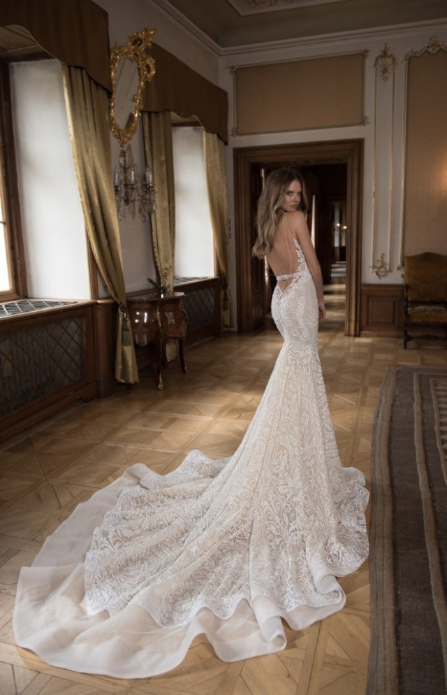 Berta Bridal FW 2015 Collection 37