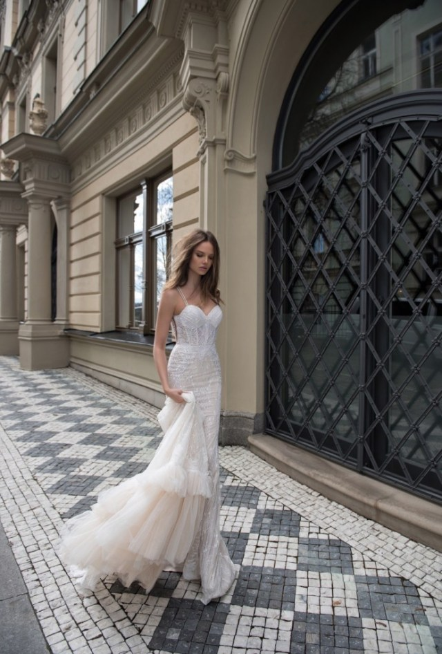 Berta Bridal FW 2015 Collection 41