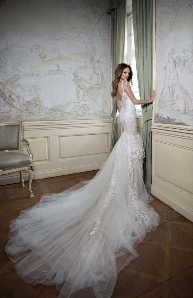 Berta Bridal FW 2015 Collection 62