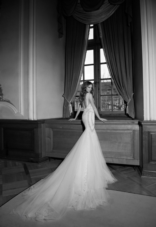 Berta Bridal FW 2015 Collection 64