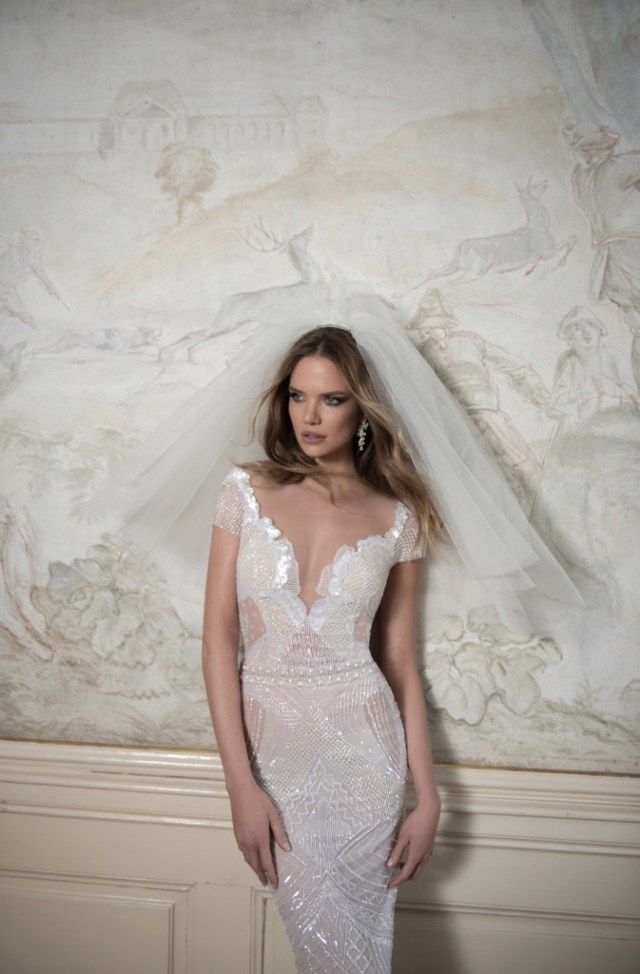 Berta Bridal FW 2015 Collection 67