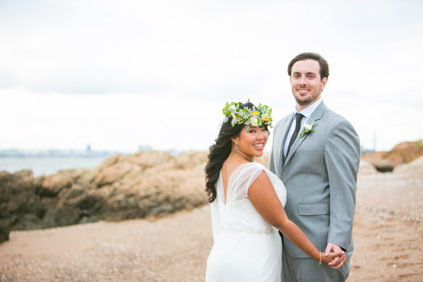 New Haven Lighthouse Point Wedding by Donna Cheung Photography (1)