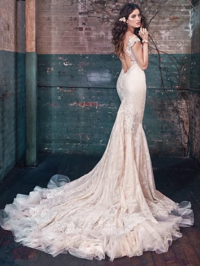 Galia Lahav Bridal Les Reves Bohemians Collection-Blossom-Back