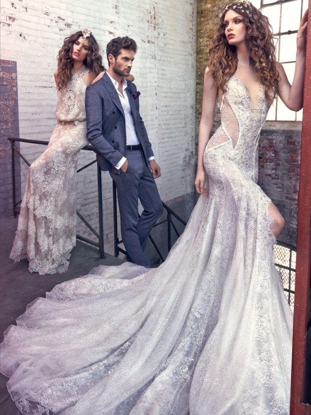 Galia Lahav Bridal Les Reves Bohemians Collection-Savannah & Jade