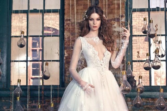 Galia Lahav Bridal Les Reves Bohemians Collection-Snow White-Zoom