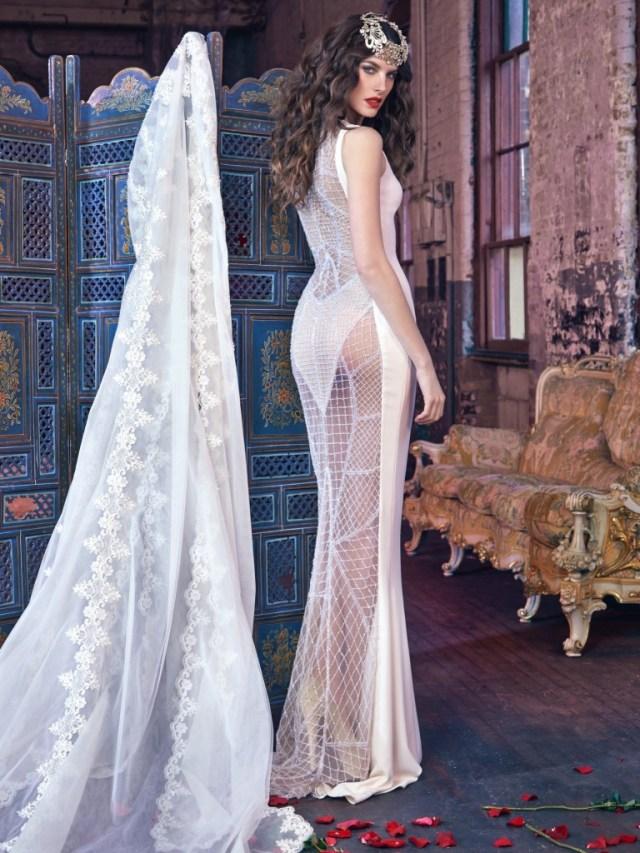 Galia Lahav Bridal Les Reves Bohemians Collection-Wendy-Back