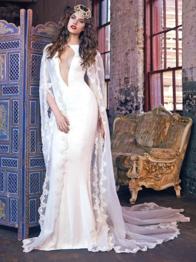 Galia Lahav Bridal Les Reves Bohemians Collection-Wendy-Front