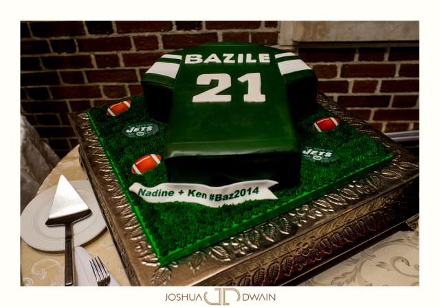 grooms cake - joshua dwain
