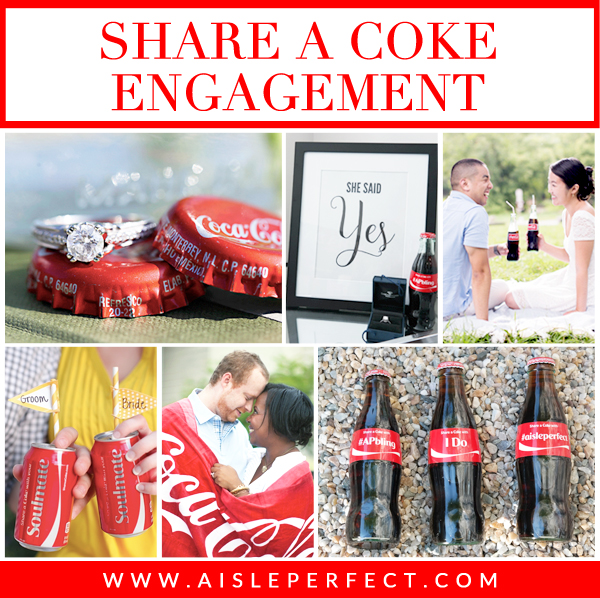 Share A Coke Engagement