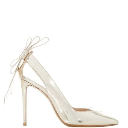 Nicholas Kirkwood Origami wedding shoes