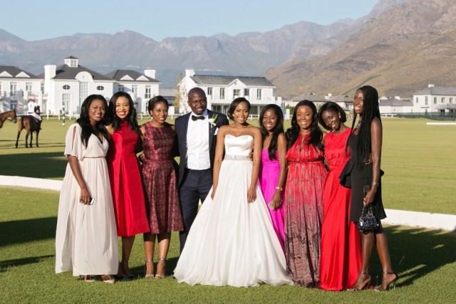 Luxury Wedding at Val de Vie in Capetown 146