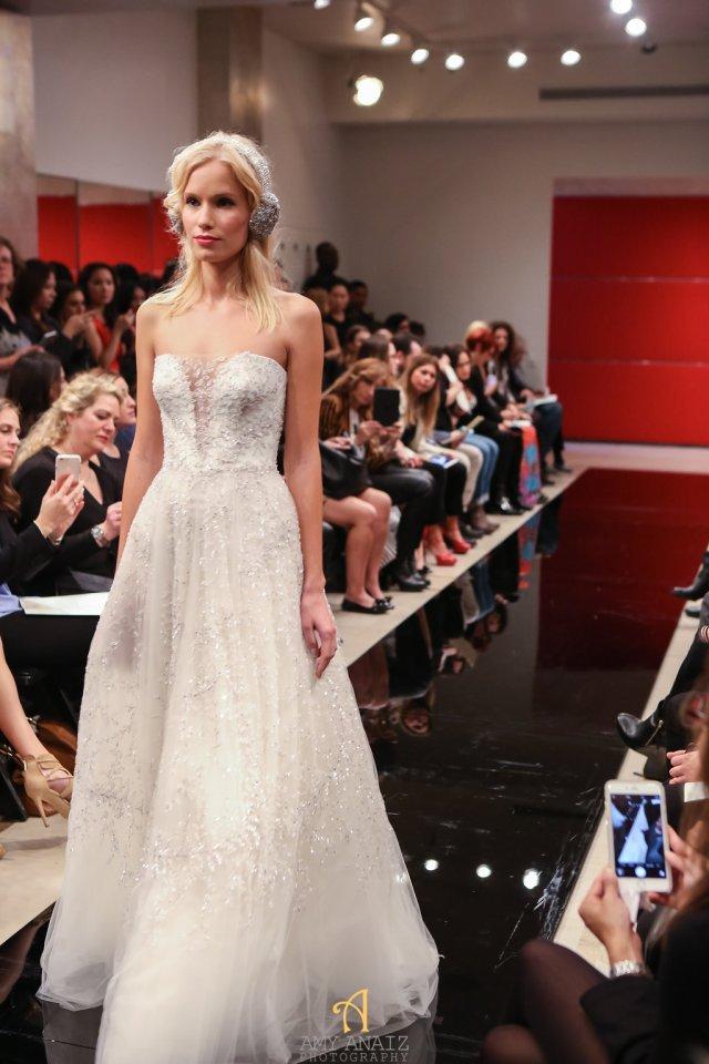 Reem Acra Fall 2016 Bridal Fashion Week 18