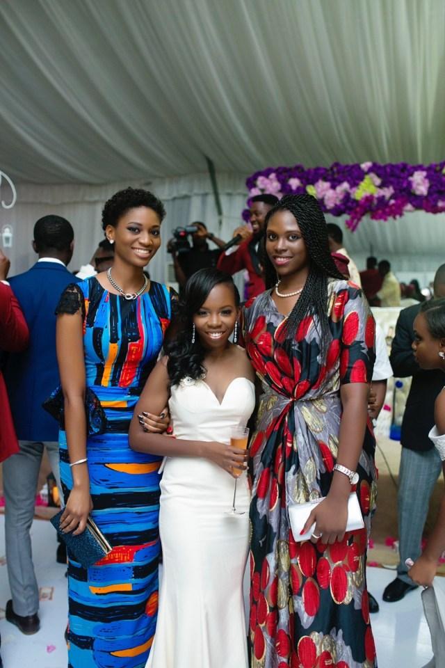 Slam2014 - Segi and Olamide Adedeji's Wedding in Ruby Gardens Nigeria 258