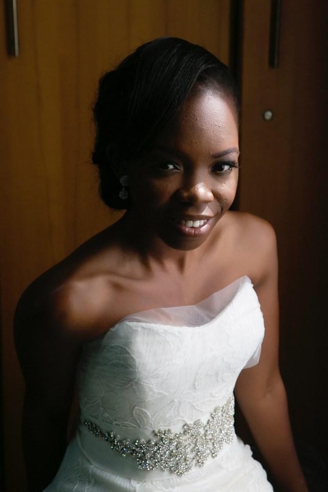 Slam2014 - Segi and Olamide Adedeji's Wedding in Ruby Gardens Nigeria 44