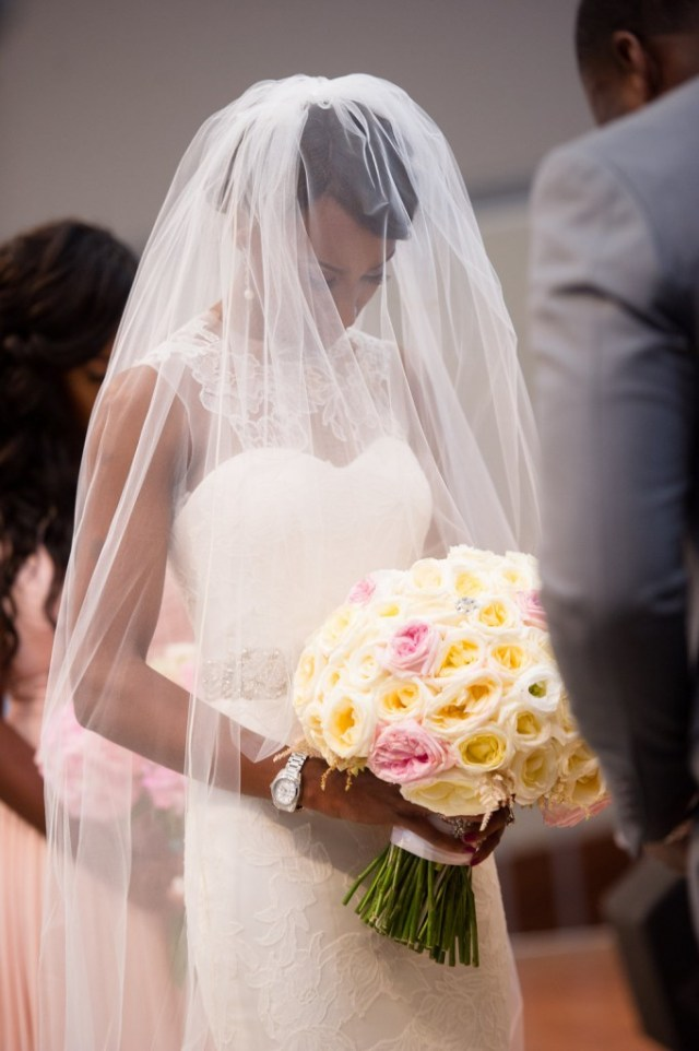 Classic Blue and Pink Wedding by Wale Ariztos 23