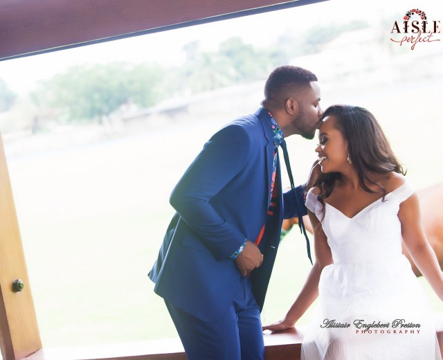 Ebuka and Cynthia- Lagos Engagement Shoot by AEP Photography 0