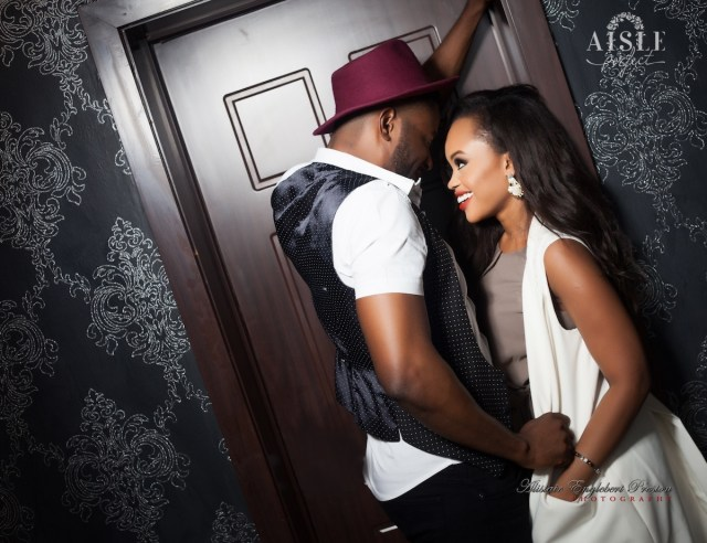 Ebuka and Cynthia- Lagos Engagement Shoot by AEP Photography 5