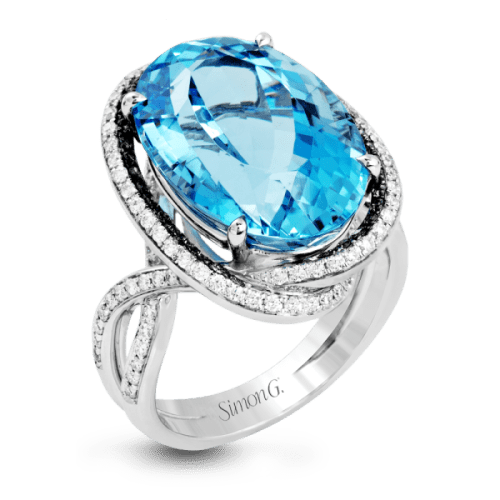 Simon-G.-LR1009-white-gold-white-and-brown-diamonds-and-aquamarine-right-hand-fashion-cocktail-ring-600x600