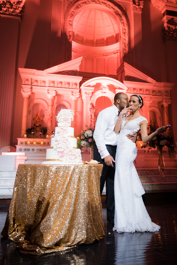 Elegant Los Angeles Wedding at Vibiana Event Center - Lin and Jirsa - 76