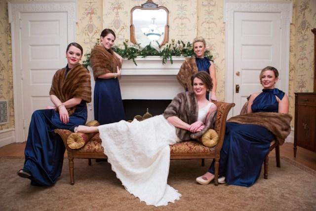 Winter Wedding by Bartlett Pair Photography 15