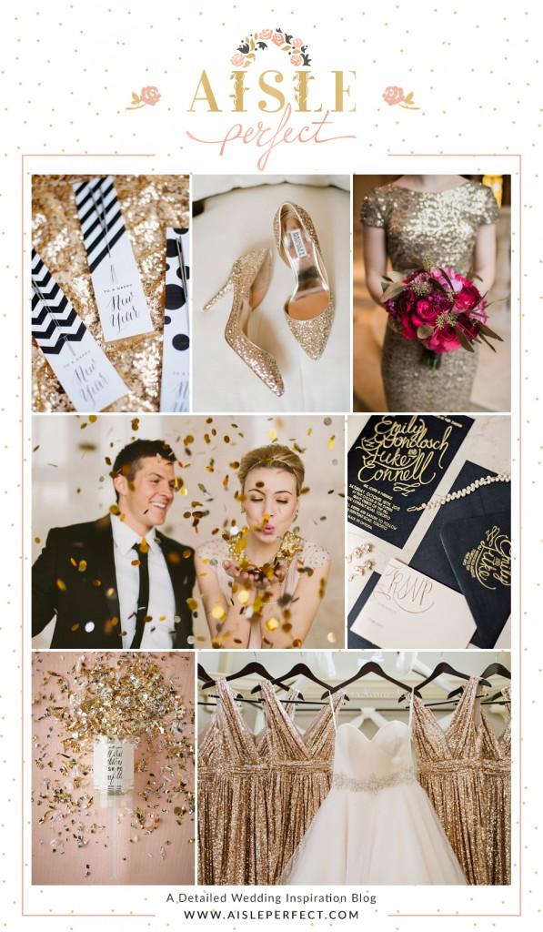 NeYear's -Wedding-Inspiration-Board