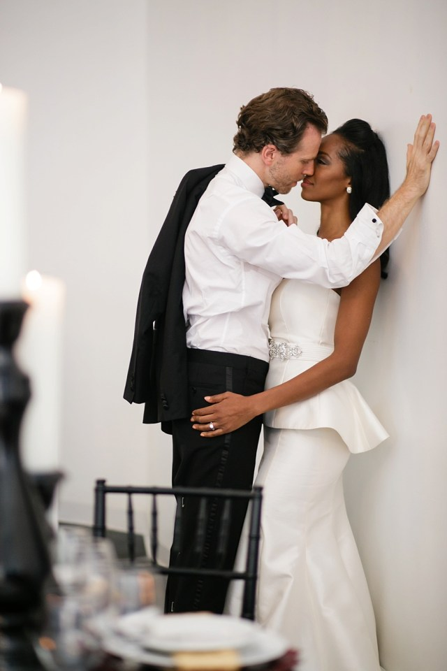 Scandal Olivia Pope and Fitz Wedding- By petronella4