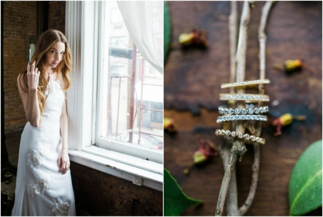 industrial rustic wedding inspiration