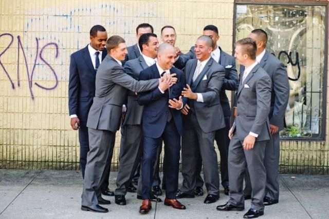 Elegant NYC Wedding wih Glam Details 32